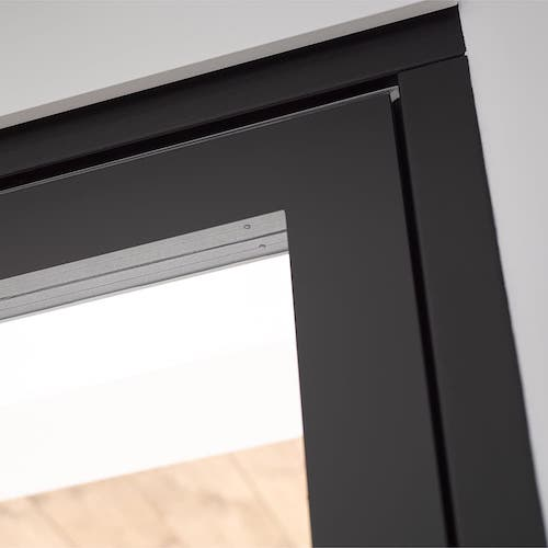 cadre fenêtre fin